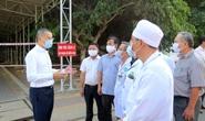 Phú Yên tìm 22 người khám, thăm bệnh từ Đà Nẵng trở về nhưng không khai báo y tế
