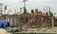 Nhà hàng Nhật Bản trơ khung sau vụ nổ kinh hoàng