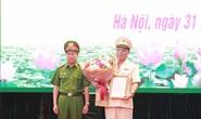 Bổ nhiệm Thiếu tướng Nguyễn Hải Trung làm Giám đốc Công an TP Hà Nội
