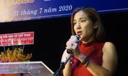NSƯT Kim Tử Long, Cát Tường, Hạnh Thúy bày tỏ nỗi lòng tại Đại hội Sân khấu TP HCM