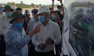 Thủ tướng kiểm tra dự án cao tốc Trung Lương - Mỹ Thuận