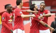 Hủy diệt Bournemouth, Man United mở đại tiệc vào Top 4