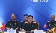 Đại tướng Ngô Xuân Lịch phát biểu tại Hội nghị Quan chức quốc phòng cấp cao ASEAN