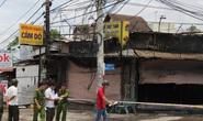 Khói bao trùm khu dân cư ở Dĩ An, ít nhất 3 người tử vong trong đám cháy