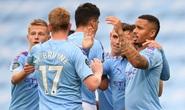 Man City mơ phép mầu Champions League