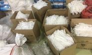 CLIP: Đột kích xưởng sản xuất khẩu trang dỏm, tái chế găng tay đã qua sử dụng