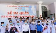 40 bác sĩ, điều dưỡng Huế vào giúp Đà Nẵng đẩy lùi Covid-19
