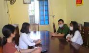 Không chịu làm tiếp viên, 2 thiếu nữ Nghệ An bị giam trong quán karaoke ở Bắc Giang