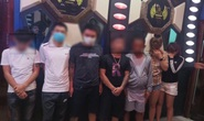 Nhóm nam, nữ thanh niên bay lắc trong quán karaoke giữa dịch Covid-19
