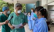 Đà Nẵng: 10 bệnh nhân Covid-19 ở Bệnh viện dã chiến Hòa Vang xuất viện