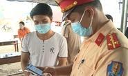Người từ Đà Nẵng vào Huế từ ngày 16-9 chỉ cần khai báo y tế