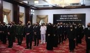 Lễ truy điệu nguyên Tổng Bí thư Lê Khả Phiêu tại TP HCM