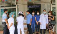 CLIP: Y - bác sĩ Bệnh viện Chợ Rẫy với phút chia tay lên đường vào tâm dịch Covid-19