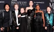 Cùng 6 con chống chọi đại dịch, Angelina Jolie thấy may mắn