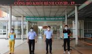 Thêm 11 người mắc Covid-19 ở Quảng Nam được xuất viện