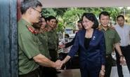Phó Chủ tịch nước biểu dương những chiến công xuất sắc của Cục An ninh chính trị nội bộ