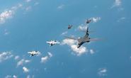 Máy bay Mỹ - Nhật tập trận, Ấn Độ - Thái Bình Dương dậy sóng