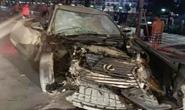 Tài xế xe Lexus gây tai nạn liên hoàn làm nữ công an phường tử vong có nồng độ cồn 0,593 mg/l