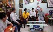Mai Vàng nhân ái thăm nhạc sư Nguyễn Vĩnh Bảo, nghe Dạ cổ hoài lang
