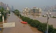 Mưa lũ nghiêm trọng tiếp diễn tại Trung Quốc