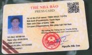 Mạo danh Cục Báo chí đi tặng hoa Công an tỉnh Thanh Hóa nhằm... đánh bóng tên tuổi
