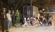 Cảnh sát bắt giữ nhiều chân dài cùng nhóm giang hồ mang hung khí đi hỗn chiến