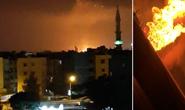 Nổ đường ống dẫn khí đốt, cả Syria bị mất điện