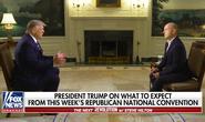 Trung Quốc tiếp tục là ưu tiên của Tổng thống Donald Trump