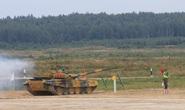 Đội xe tăng Việt Nam khởi đầu đẹp trong ngày ra quân Army Games 2020