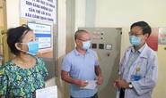2 bệnh nhân Covid-19 xuất viện đầu tiên của đợt mới ở TP HCM