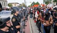 Người da màu bị liệt do cảnh sát bắn, Tổng thống Trump phản ứng