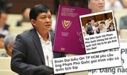 Đằng sau quốc tịch đảo Síp của ông Phạm Phú Quốc là gì?