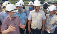 Bộ trưởng Nguyễn Văn Thể: Đặt chất lượng thi công đường băng lên hàng đầu
