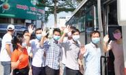 Đoàn y, bác sĩ Bình Định, Huế, tạm biệt Đà Nẵng sau những ngày sát cánh chống dịch