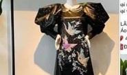 Sốc với chiếc áo dài giá 1 tỉ đồng của nhà thiết kế Võ Việt Chung