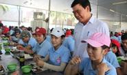 Đồng Nai: Nâng chất lượng bữa ăn giữa ca cho công nhân