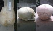 Choáng: hài cốt người trong mộ hang động có hộp sọ như của loài khác