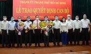 Thành ủy TP HCM điều động ông Đào Gia Vượng  từ quận 7 về Bình Chánh