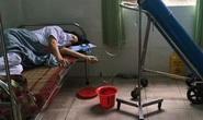 Nhân viên y tế ở Đà Nẵng ngất xỉu vì làm việc quá sức