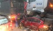 Tai nạn kinh hoàng, 3 người tử vong, 1 nhập viện cấp cứu
