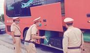 Xe khách chở 50.000 khẩu trang không rõ nguồn gốc vào phía Nam tiêu thụ