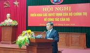 Ông Vũ Đại Thắng được bổ nhiệm giữ chức Bí thư Tỉnh ủy Quảng Bình