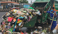 Hãi hùng rác nhựa
