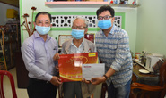 Mai Vàng nhân ái thăm NSƯT Thanh Nguyệt, đạo diễn Lê Văn Tĩnh