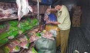 Bình Dương: Phát biện 19 tấn chân gà, dồi trường... ôi thiu