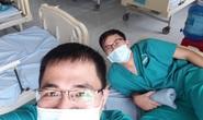 Bác sĩ bỏ thi, về quê đối đầu với dịch