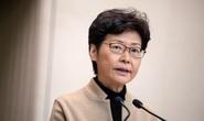 Mỹ trừng phạt đặc khu trưởng Hồng Kông