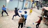 Một bảo vệ chung cư ở quận Bình Tân bị nam thanh niên chém trọng thương