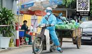 Vì tuyến đầu chống dịch Covid-19: Người vận chuyển ở Lệ Sơn Nam