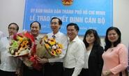 Ông Lê Đức Thanh chính thức làm Chủ tịch UBND quận 2
